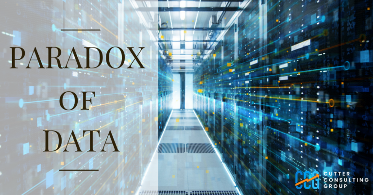 Paradox of Data