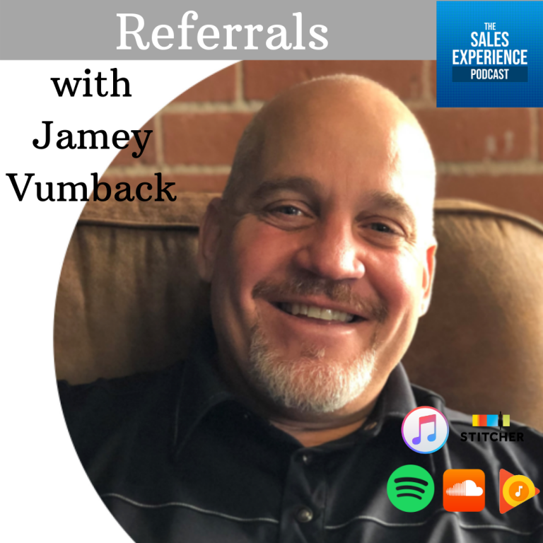 [E24a] Referral Week: Bonus Episode – Jamey Vumback