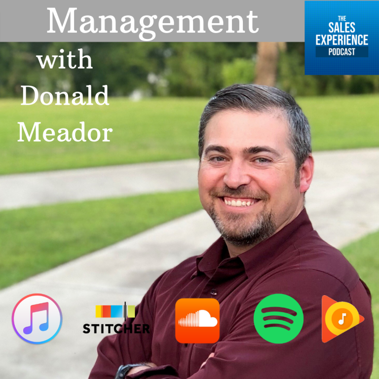 [E76] Management Week: Part 1 with Donald Meador