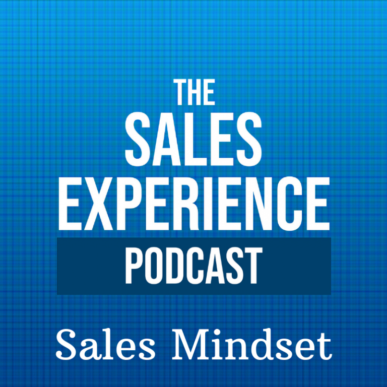[E64] Sales Mindset Week: Mediocre Sheep and Crabs