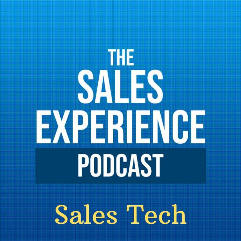 [E91] Sales Tech Week: Using technology to enhance your sales team