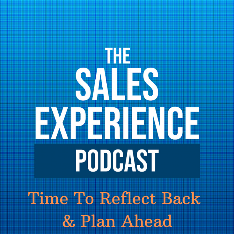[E128] Time To Reflect Back & Plan Ahead