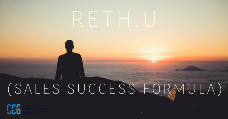 RETH.U (Sales Success Formula)