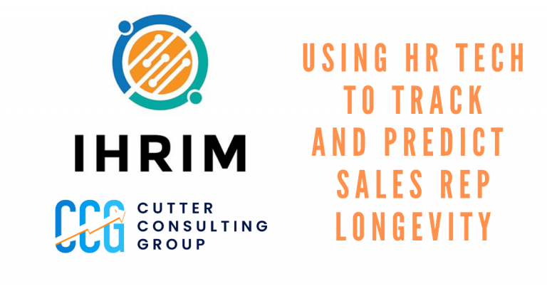 Guest Blog Post for IHRIM about Sales Slumps