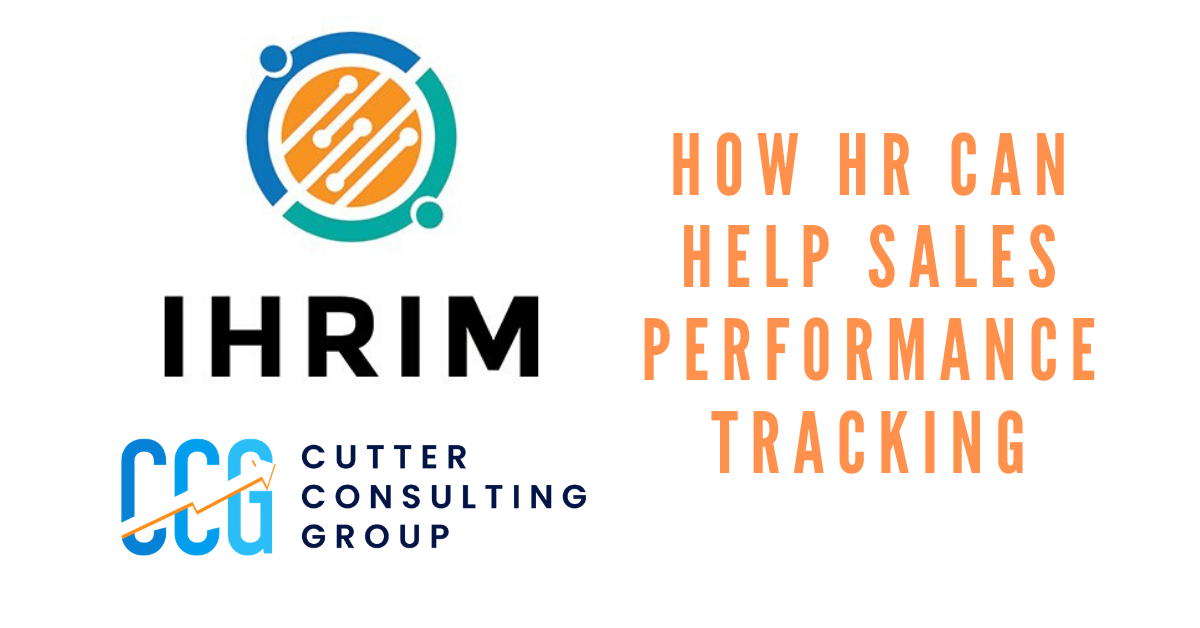 Guest Blog Post for IHRIM about Sales Metrics