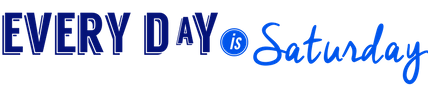 Every Day is Saturday logo