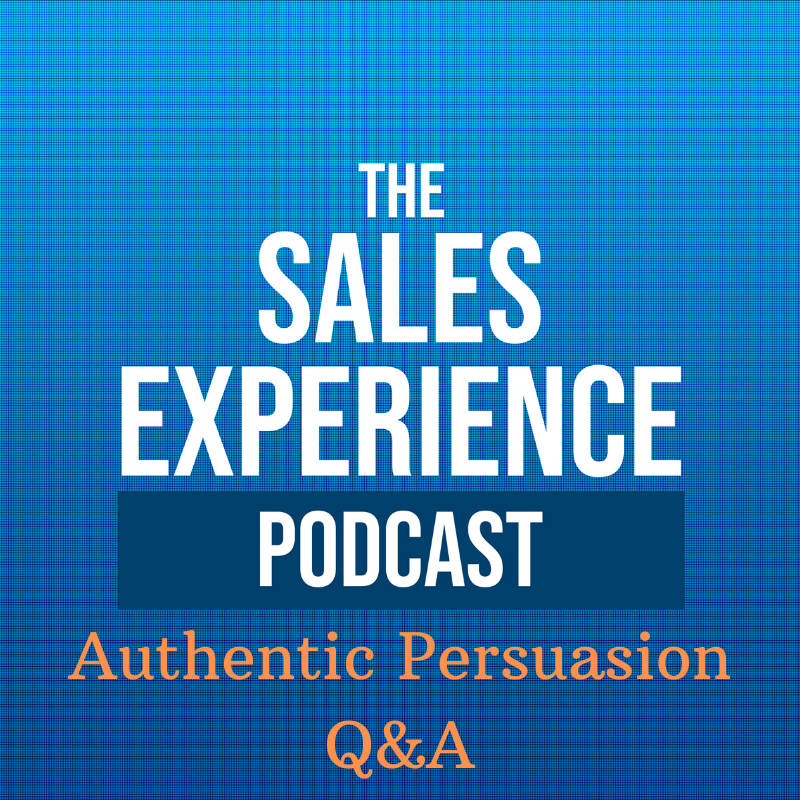 [E231] People Buy From People They Like & Trust (Q&A)