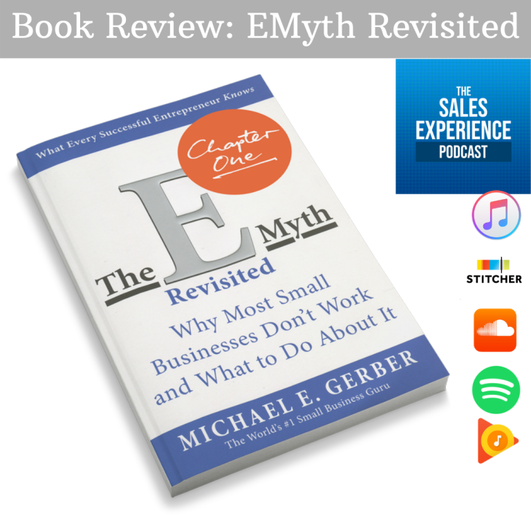 [E235] Book Review: EMyth Revisited