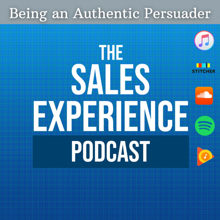 [E275] Being an Authentic Persuader