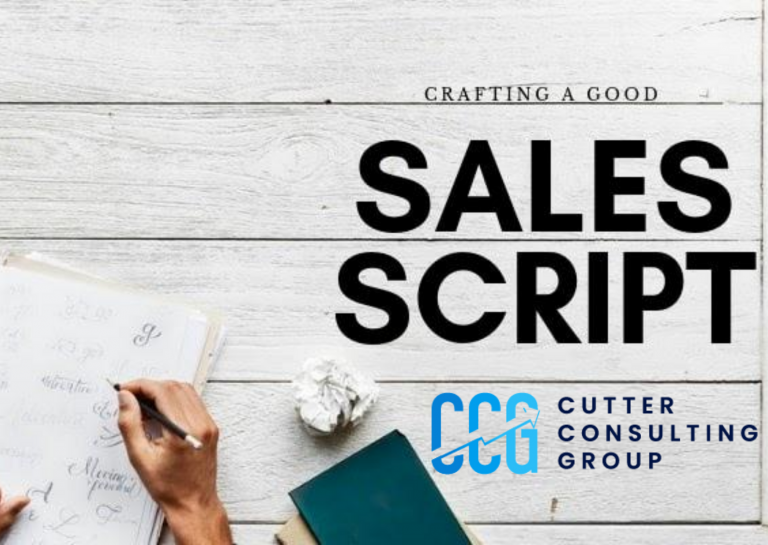 Does Your Sales Force Need Sales Script? Here's To Know Why