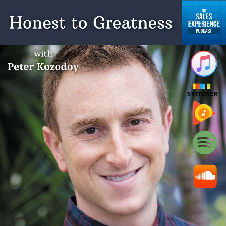 [E299] Honest to Greatness, with Peter Kozodoy (Part 4)