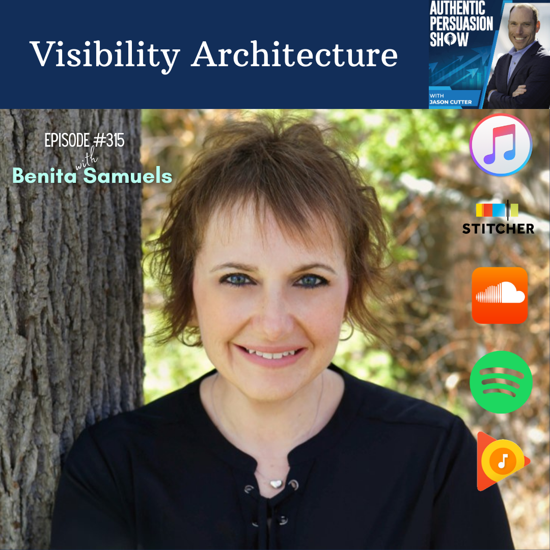 You are currently viewing [E315] Visibility Architecture, with Benita Samuels