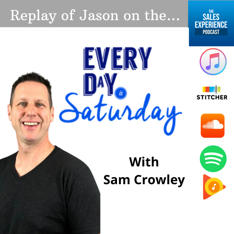 [Replay] Everyday Is Saturday, with Sam Crowley