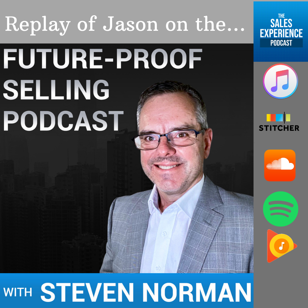 [Replay] Future Proof Selling, with Steven Norman