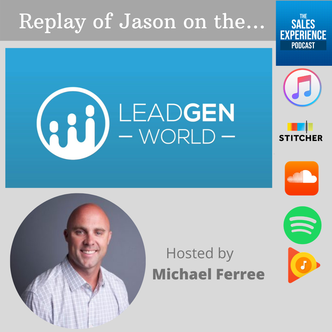 [Replay] Lead Generation World, with Michael Ferree