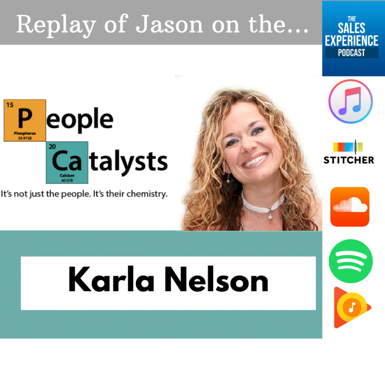 [Replay] People Catalysts, with Karla Nelson