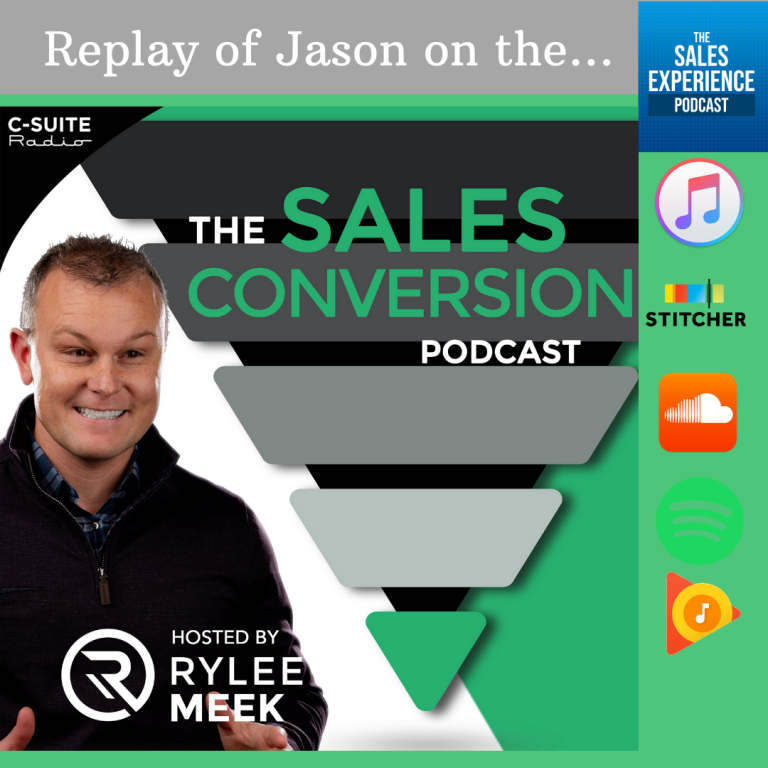 [Replay] The Sales Conversion, with Rylee Meek
