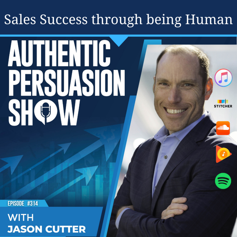 [314] Sales Success through being Human
