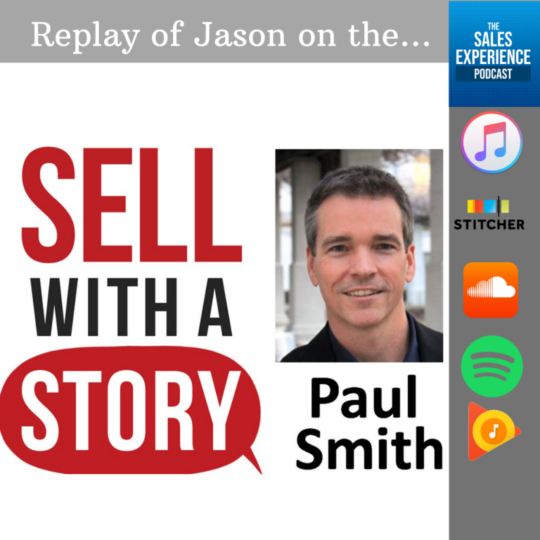 [Replay] Sell With A Story, with Paul Smith
