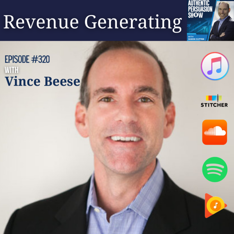 [320] Revenue Generating, with Vince Beese