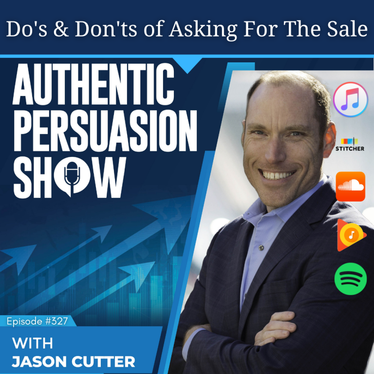 [327] Do's & Don'ts of Asking For The Sale
