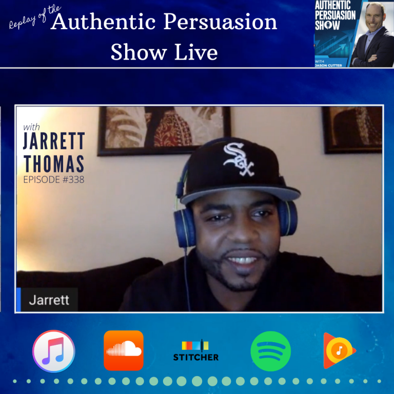 [338] APS Live with Jarrett Thomas (Replay)