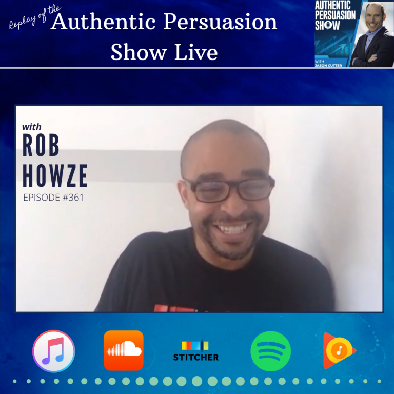 [361] APS Live with Rob Howze