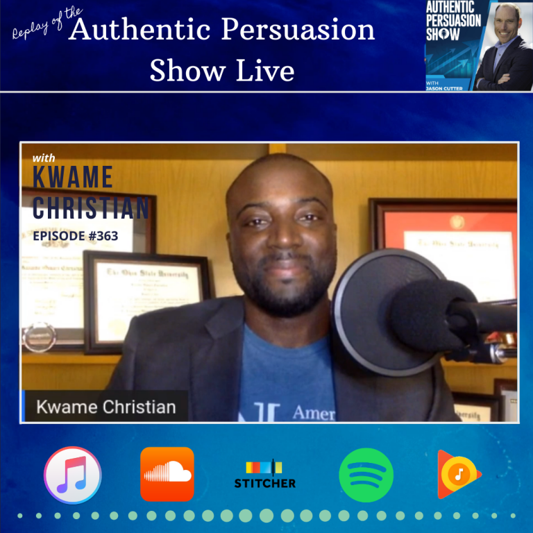 [363] APS Live with Kwame Christian