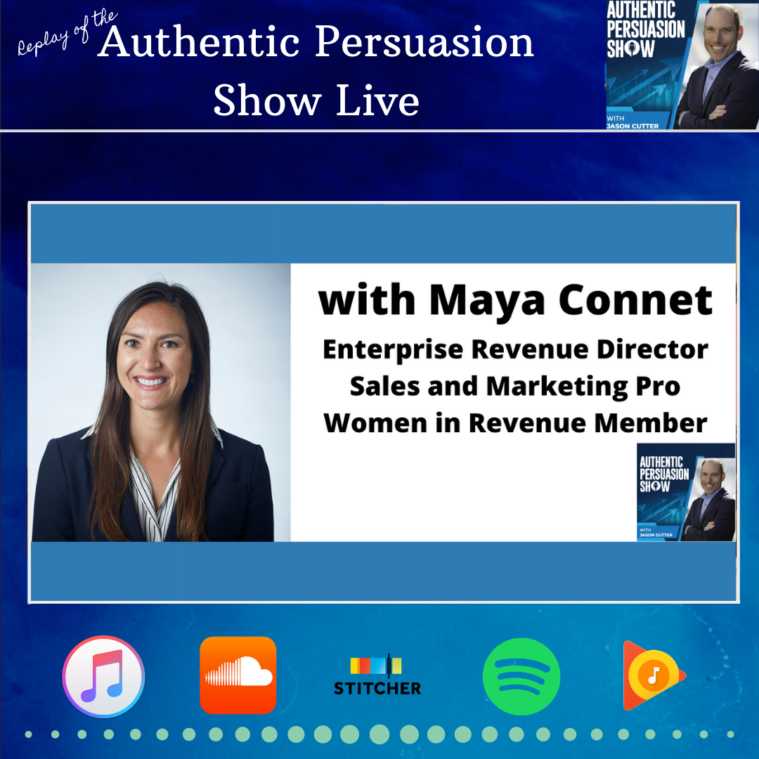 [392] APS Live with Maya Connet (Replay)
