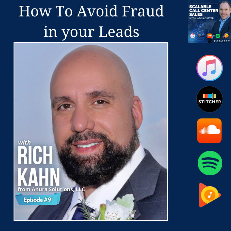 Read more about the article [009] How To Avoid Fraud in your Leads, with Rich Kahn from Anura