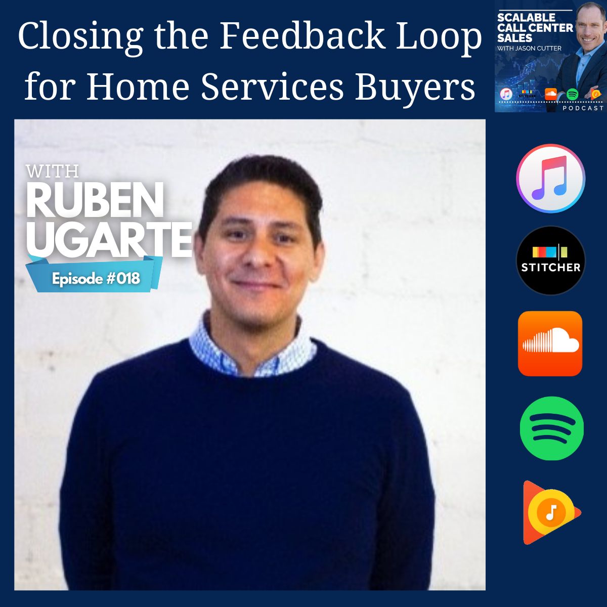 You are currently viewing [018] Closing the Feedback Loop for Home Services Buyers, with Ruben Ugarte from Active Prospect
