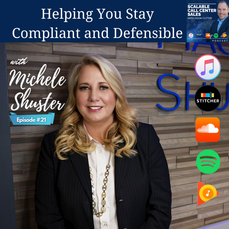 Read more about the article [E021] Helping You Stay Compliant and Defensible, with Michele Shuster from Mac Murray and Shuster, LLP